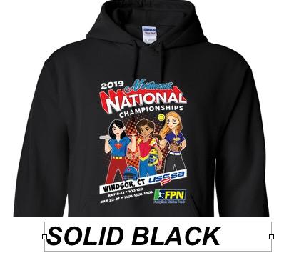 USSSA National Tournament Hoodie
