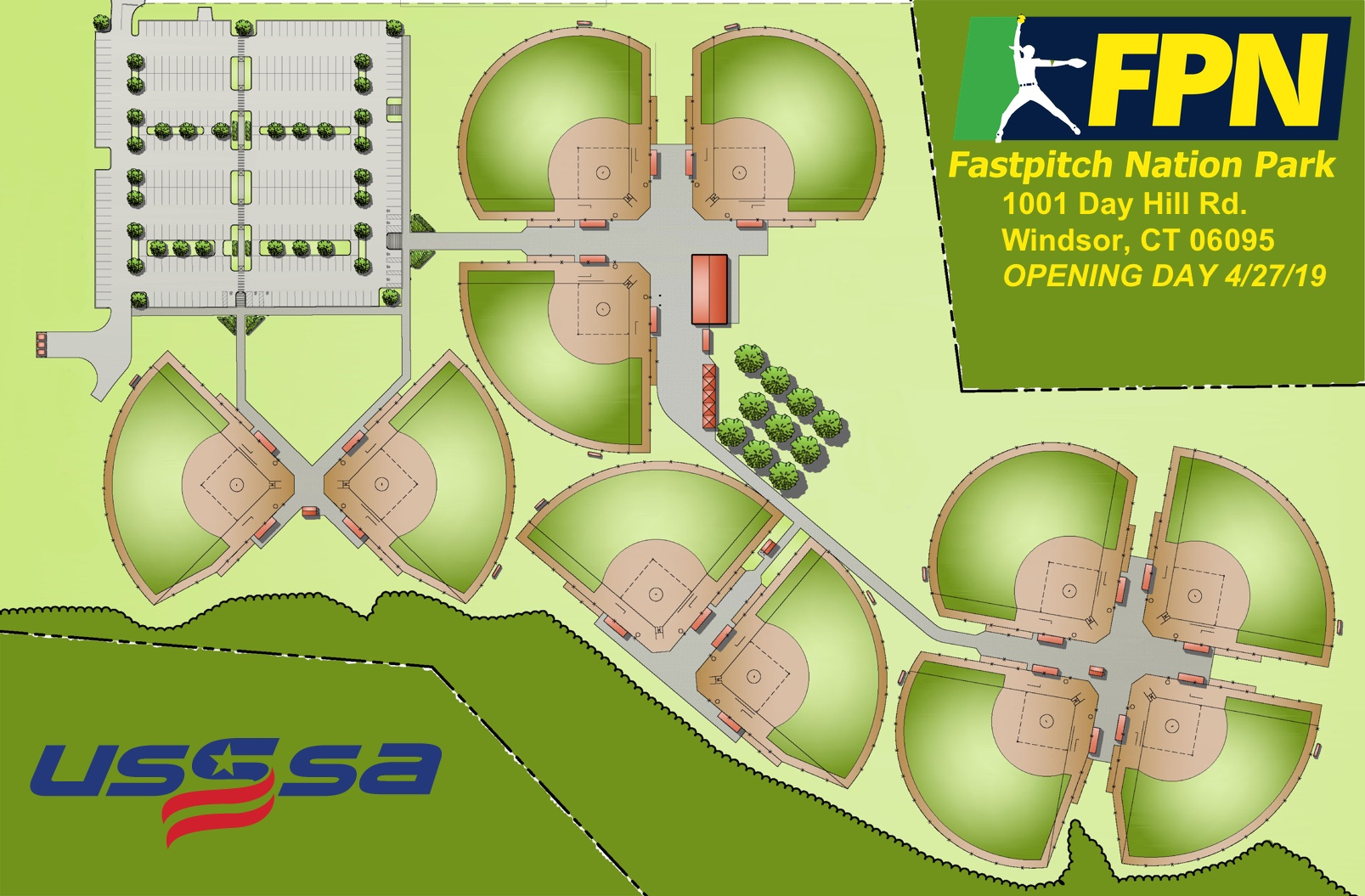 USSSA Northeast National Championships | Fastpitch Nation